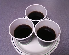 Single-Blind Coffee Taste Test