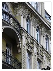 Whringerstrasse (JP2H) Tags: vienna wien liberty artnouveau modernismo faade vienne fassade jugenstil whringerstrasse