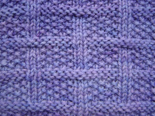 Simple Knit And Purl Patterns : 02. Simple Knit-Purl Combinations The Walker Treasury Project Page 2