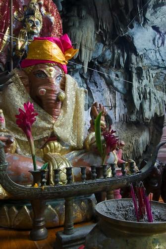 Cave Ganesha