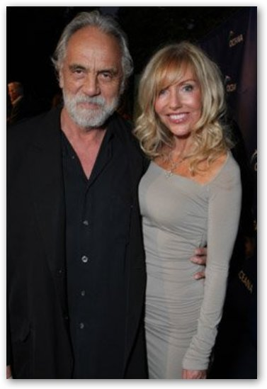 Shelby Chong & Tommy Chong in 2007