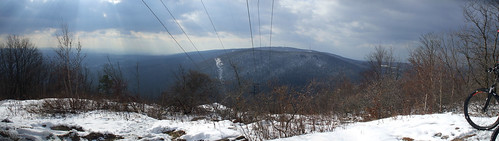 Hubbard Black Friday Ride Panorama