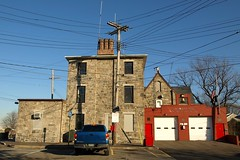 Edgewater Park Volunteer Fire Department Firehouse, Bronx, New York City (jag9889) Tags: county nyc house ny newyork building station architecture truck fire 1 bronx no engine hose company borough mansion 1922 volunteer 2008 fdny department firefighters vfd foghorn bravest throgsneck edgewaterpark vollies epfd y2008 jag9889
