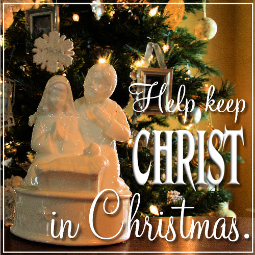 1208 Help Keep Christ