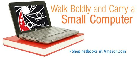 Walk Boldly and Carry a Small Computer
