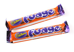 Cadbury Fudge Packet