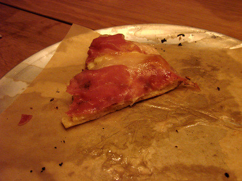 Slice of Ham and Cheese
