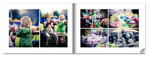 Wedding book layout (by Tom Leuntjens<br /> Photography)