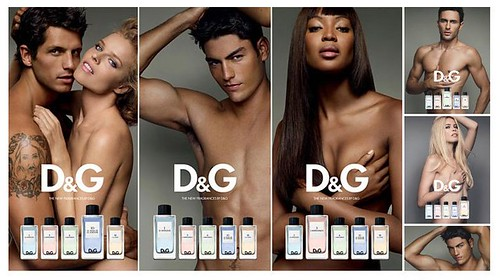 D&G Fragrances, Tyson Ballou nel backstage. by you.