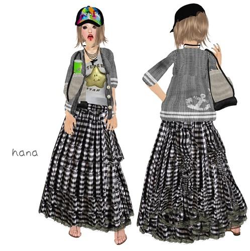 .:: M*G*S ::. Marine knit cardigan LB limited Gray
