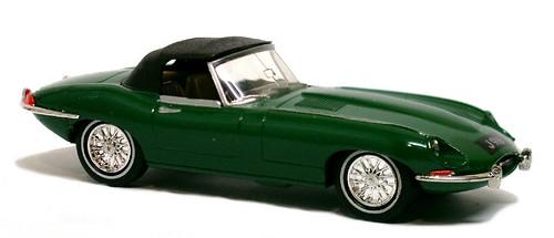 Dinky Jaguar E