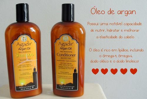 Óleo de argan by Maria Clara Almeida!