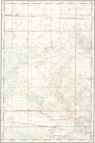 62G/13h Hughes (1962) by Manitoba Historical Maps, on Flickr
