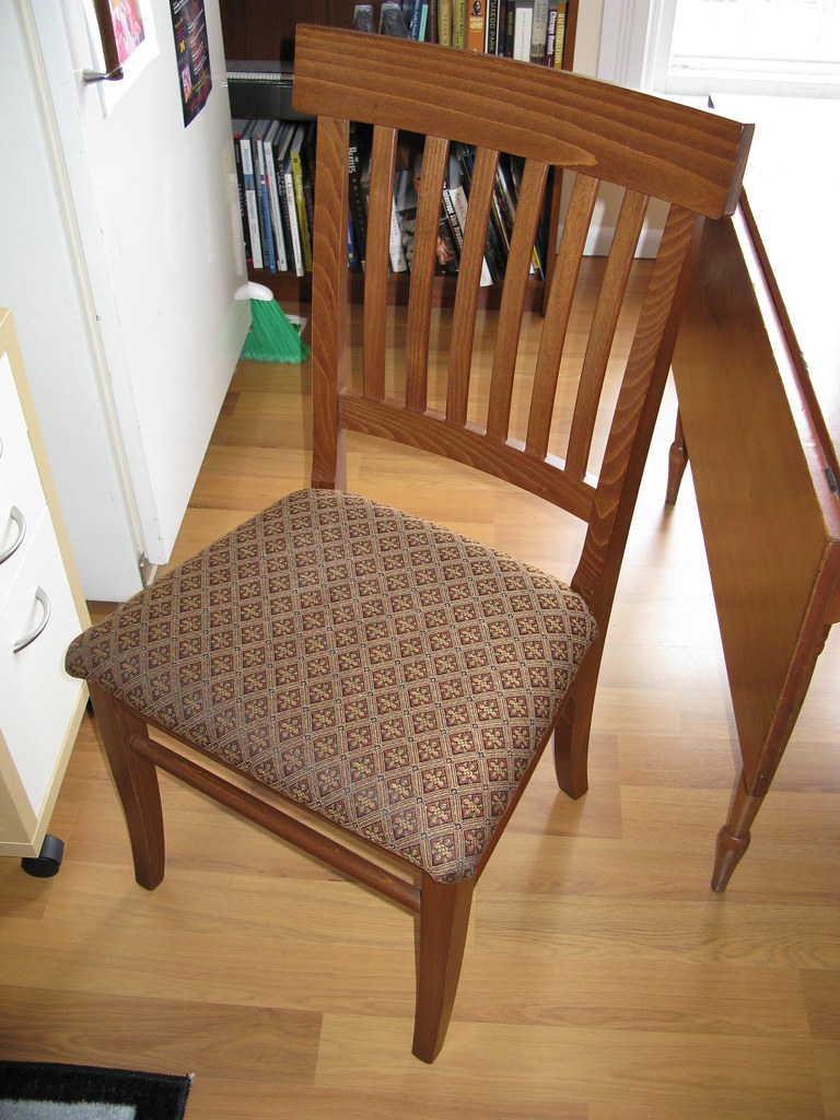 My New Dining Room Chairs