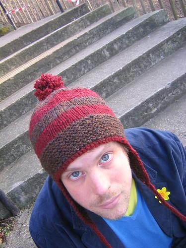 marcus in hat