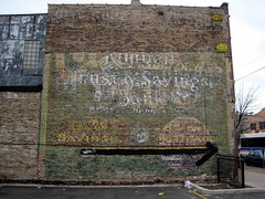 Kimbell Trust & Savings Bank Ghost Sign - Chicago (Mark 2400) Tags: chicago sign ghost bank trust plus savings avenue fullerton clorox kimbell