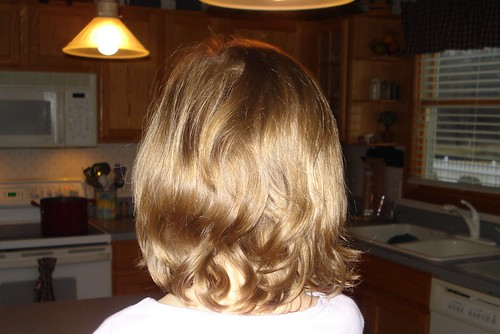 Karli's Haircut