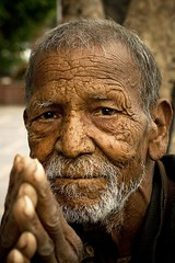 Help Me Please (Shashwat_Nagpal) Tags: old portrait india man male indian poor help age aged begger dfc  helpage