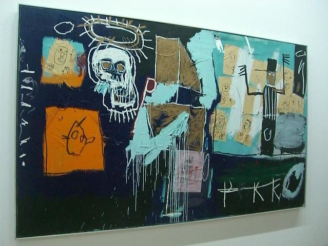 Pompidou - Basquiat