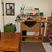 Re-arranged studio