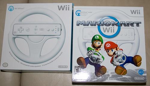 Mario Kart Wii - 001