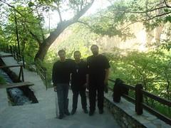 Friends (sotoz) Tags: water falls kozani kataraktes velvento metoxi aliakmonas belbento