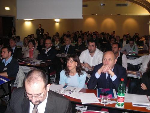 Seminario Roma 08 - La Platea