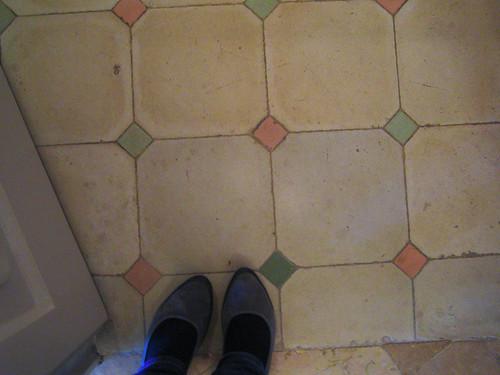 gaudi feet