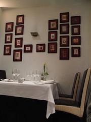 Comedor del Restaurante Ex Libris