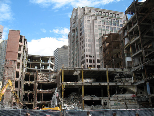 Filene's Demolition (2)
