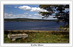Sit and Ponder (DDA / Deljen Digital Art) Tags: uk england sky cloud lake mount