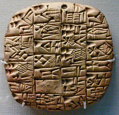 BJ945 Cuneiform (listentoreason) Tags: uk england london art history archaeology museum canon ceramic ceramics europe unitedkingdom britain favorites eu places britishmuseum cuneiform babylon europeanunion mesopotamia assyria assyrian ancientworld greatbritian babylonia ef28135mmf3556isusm score30 ancientassyria