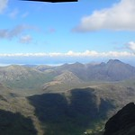 Panorama from Sgurr Dearg thumbnail