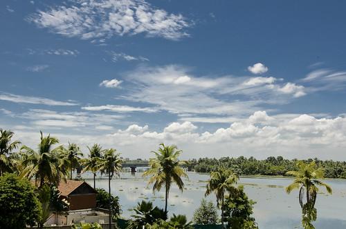Kerala scenery