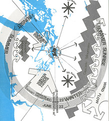 Climate map of Seattle region, 1971