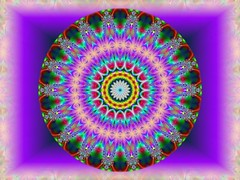 Color Delight (RustJourney) Tags: art digital digitalart kaleidospheres kaleifractals