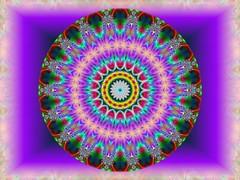 Color Delight (RustJourney) Tags: art digital digitalart kaleidospheres kaleifractals