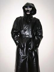 Rubber, Rainwear, SBR Mackintosh, Gummi, Regenkleidung (lulax40) Tags: rubber rainwear mackintosh sbr regenkleidung