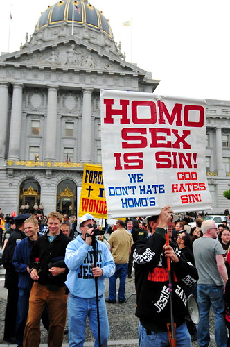 Flickr: Dave Shumaker - Gay Marriage in San Francisco