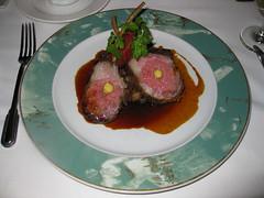 Old Town Brasserie: Duo carre d'agneau et boeuf