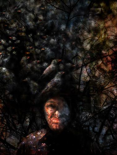 mal sueño(de la serie oxidaciones)