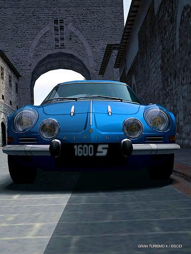 1973 Alpine A110 1600S