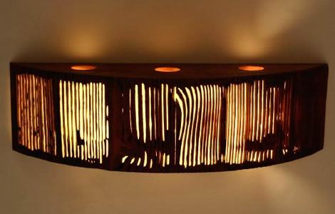 Нори Моримото (Nori Morimoto). Светящиеся пни