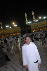 Another memorable picture (Danyal Gilani) Tags: holy saudiarabia makkah umra baitullah ehram