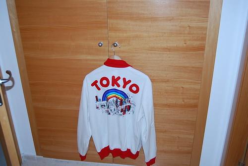 Cahqueta Adidas Tokyo II