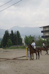 Riding in Asaigo (duncanchild) Tags: horse riding asiago