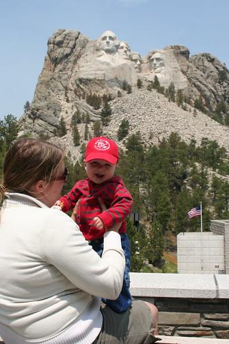 Mt. Rushmore - Cor