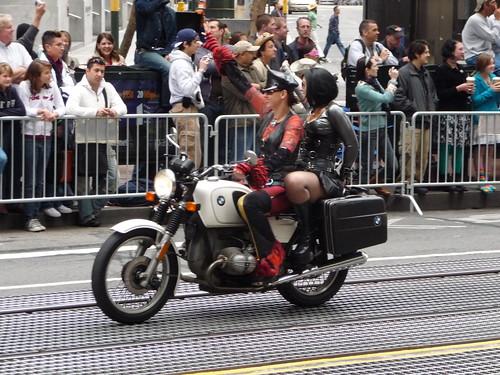 Dykes on Bikes 2008