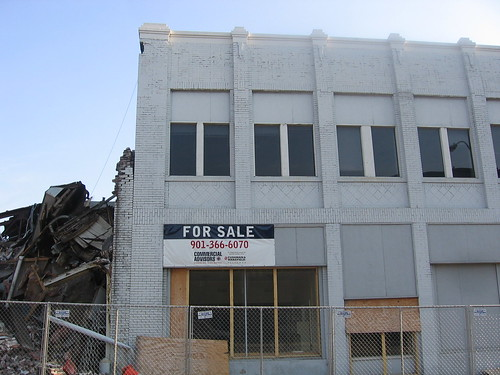 CCL Label Building Demolition