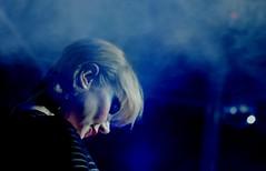 ([Charlotte]ThePhilosopher) Tags: woman donna ballerina blonde riccione discoteca cubista bionda villadellerose villatitilla